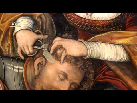 Samson et Dalila de Lucas Cranach