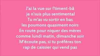 Désaccordé   Vald Lyrics + Music