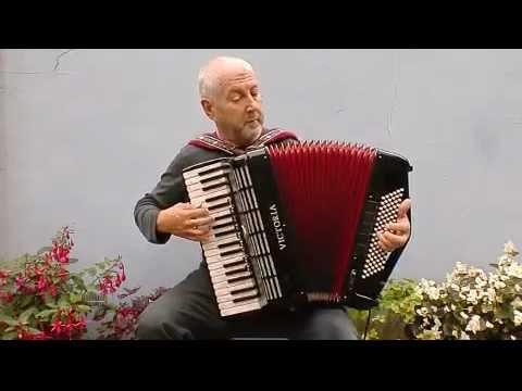 Yann Tiersen French accordion music La Noyée - Acordeon musica Accordeon Akkordeonmusik