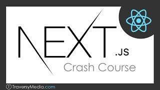 Next.js Crash Course - Server Side React