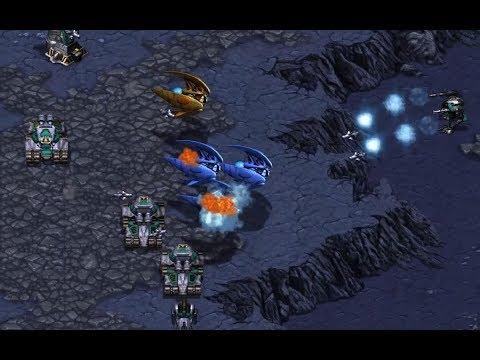 Last (T) v Tyson (P) on Neo Jade - StarCraft  - Brood War REMASTERED