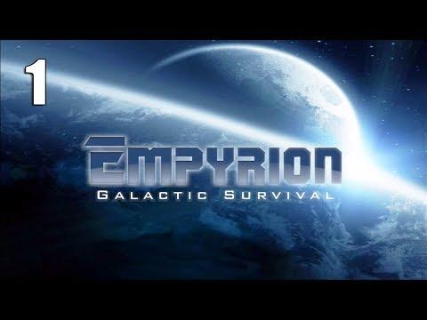 Empyrion - Vesmírné Dobrodružství - Díl 1. - [Nakashi]