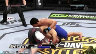 UFC - UFC Knockouts - NOOO HE WASN'T READY - UFC Knockouts 2014 | EA Sports UFC 2014