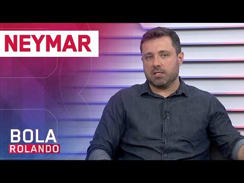 IVAN DRAGO COMENTA SOBRE DECLARAÇÕES DE NEYMAR   BOLA ROLANDO