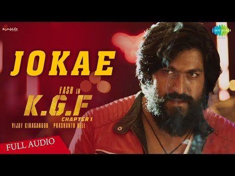 Jokae Song | Audio | KGF | Kannada | Yash | Tamannaah | Prashanth Neel | Airaa Udupi | Ravi Basrur