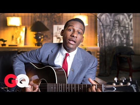 "Leon Bridges Shares the Story Behind His Song ""River"" - How I Wrote That Song 