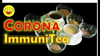 Tea For Boosting Immune System | COVID 19 Immunity Booster  | Ayurvedic Herbal Tea