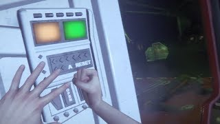 #6. Alien: Isolation. Дерзим Гаврюшеньке