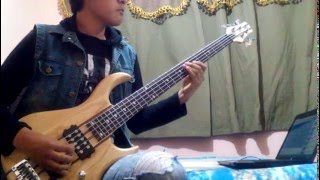 Anti-Flag | Hymn For The Dead | Bass Cover