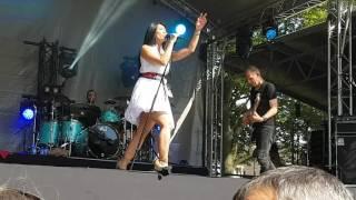 Anggun-c'est écrit live à fresnes le 22/06/2016