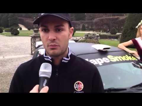 Crugnola é la star del Rally dei Laghi