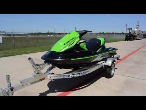 SALE $7,899:  2016 Kawasaki  STX15F Jet Ski Overview and Review