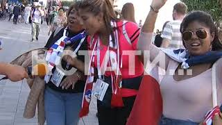 Английские и панамские туристы начали прибывать в Нижний Новгород