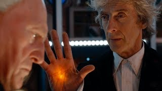 The First Doctor Enters The Twelfth Doctor's TARDIS | Christmas Special Preview | Doctor Who