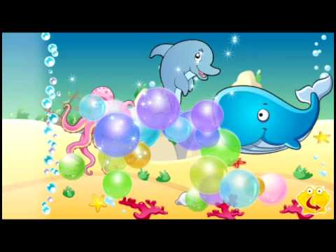 Video of Toddler puzzle: Baby fishes