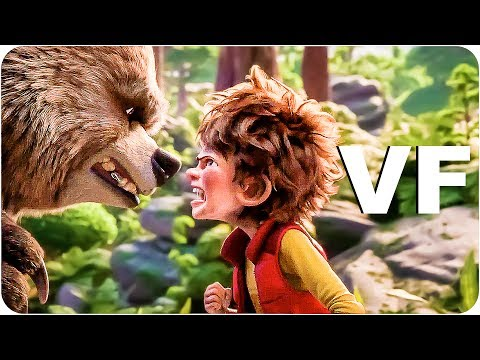 BIGFOOT JUNIOR Bande Annonce VF (2017)