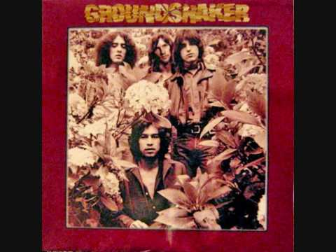 Groundshaker - On My Way (US 1972) online metal music video by GROUNDSHAKER