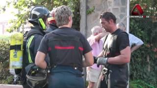 preview picture of video '20120821 Incendio en una vivienda de Alcantarilla'