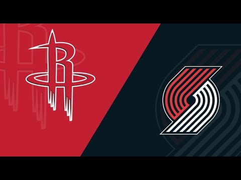 NBA Live 16 Playoffs Round 1 Rockets vs Trail Blazers