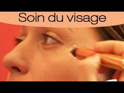 La cosmétologie de matériel de la procédure pour la personne