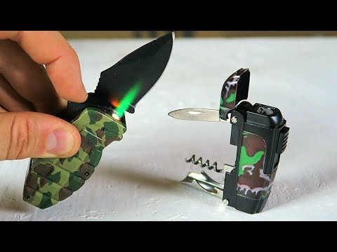 6 Multi Tool Lighter Gadgets put to the Test