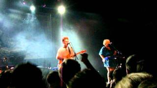 Architecture in Helsinki - Hold Music @ The Music Box (2011/06/01 Los Angeles, CA)