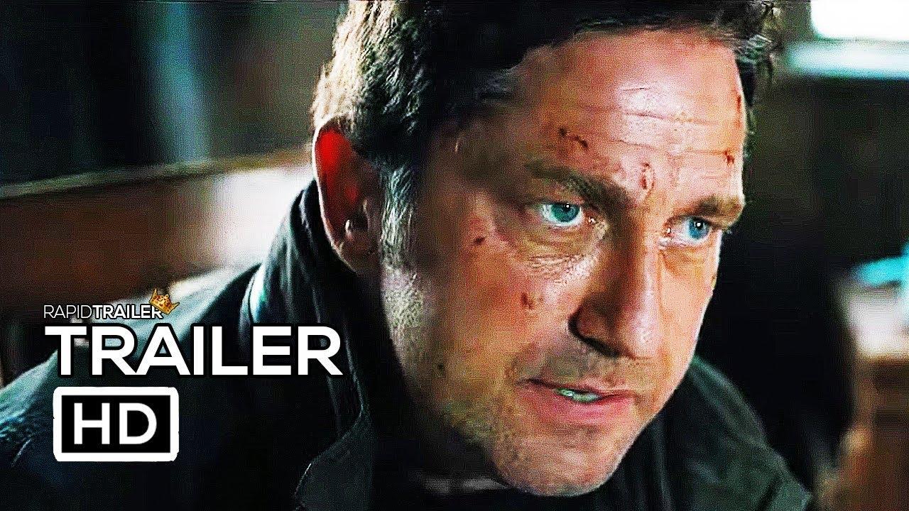 Trailer 2: Angel Has Fallen (2019) Gerard Butler