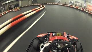 preview picture of video 'Silver karting Szczecin on-board'