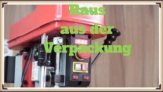 Holzmann SB 162 VN | Auspacken, Aufbauen, Einschalten ?