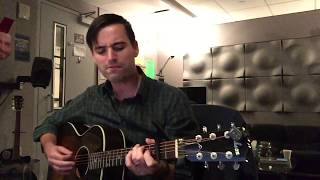 Ryan Hobler - Who's Gonna Ride Your Wild Horses (U2 Cover)