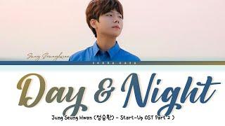 Jung Seung Hwan DayNight Lyrics...