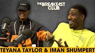 The Breakfast Club - Teyana Taylor Opens Up About Why She Was Disappointed With Her Album Release