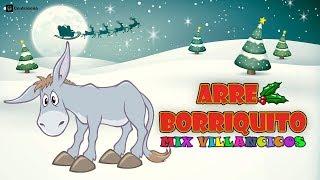 Arre Borriquito, Villancico Arre Borriquito Vamos a Belen, Navidad, Noel, Infantil, Fiesta Niños Mix