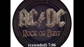 Rock or Bust (extended) - ACDC