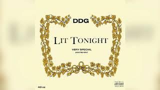 DDG - Lit Tonight (Audio)