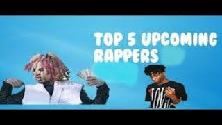 5 upcoming rappers (chano, Bas, Aha Gazelle, BandGang Masoe, REEK4REAL)