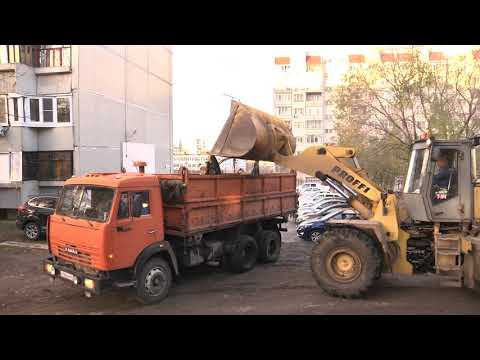 Вывоз мусора с несанкционированных свалок