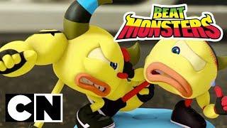 Gambar cover Beat Monsters | Doppelganger | Cartoon Network