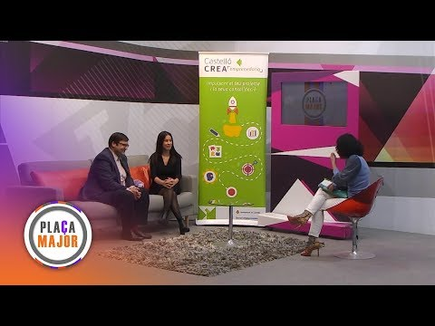 Entrevista en TVCS I Premios Castelló Crea