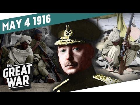 Průlom u Verdunu a pád Kutu - Velká válka