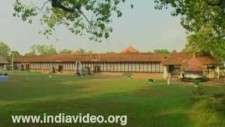 Sree Vadakkumnathan temple - venue of the world famous pooram