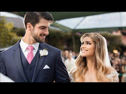 O Casamento mais EMOCIONANTE e Lindo