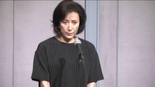 高畑裕太容疑者が逮捕母・高畑淳子さんが記者会見2016年8月26日