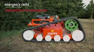 Agria 9600