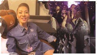 Hậu trường MUV 2019: H'Hen Niê mê đắm, tân hoa hậu Khánh Vân nhún nhảy theo siêu hit DIVA