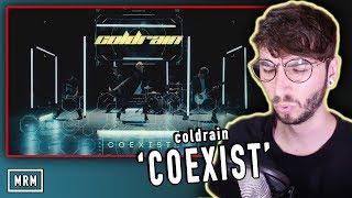 """coldrain - """"COEXIST"""" Reaction / Review"""