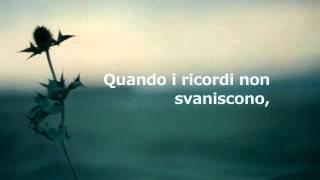 Non è La Stessa Cosa   Fabrizio Moro [CON TESTO!]