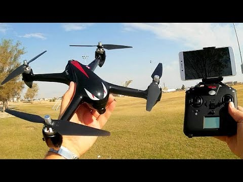 mjx-bugs-2w-b2w-high-speed-gps-fpv-drone-flight-test-review