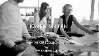 THE ATELIER BY KAREN MILLEN