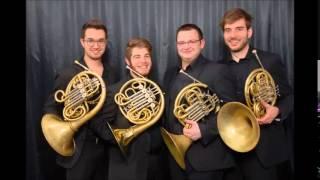 Hannover Hornquartett - G. Verdi: Nabucco Overture
